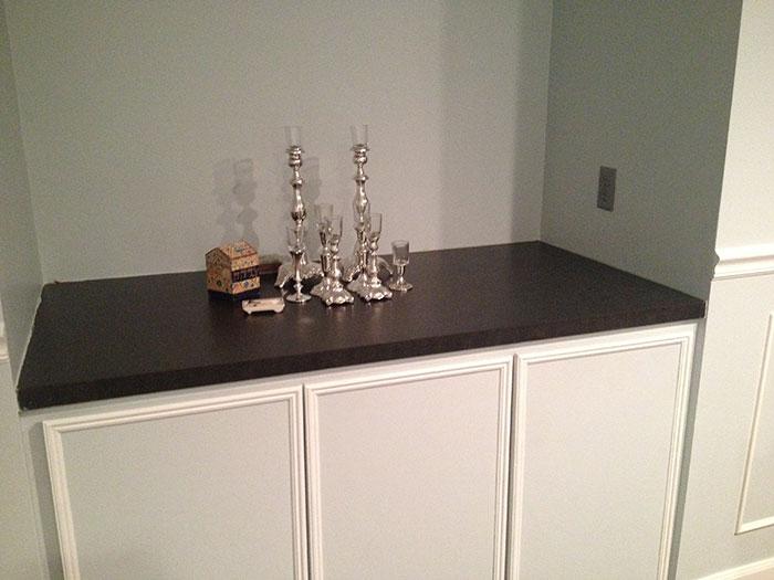 shabbat-candles'-counter
