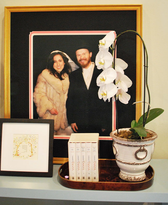 orchid on Jewish latin princess