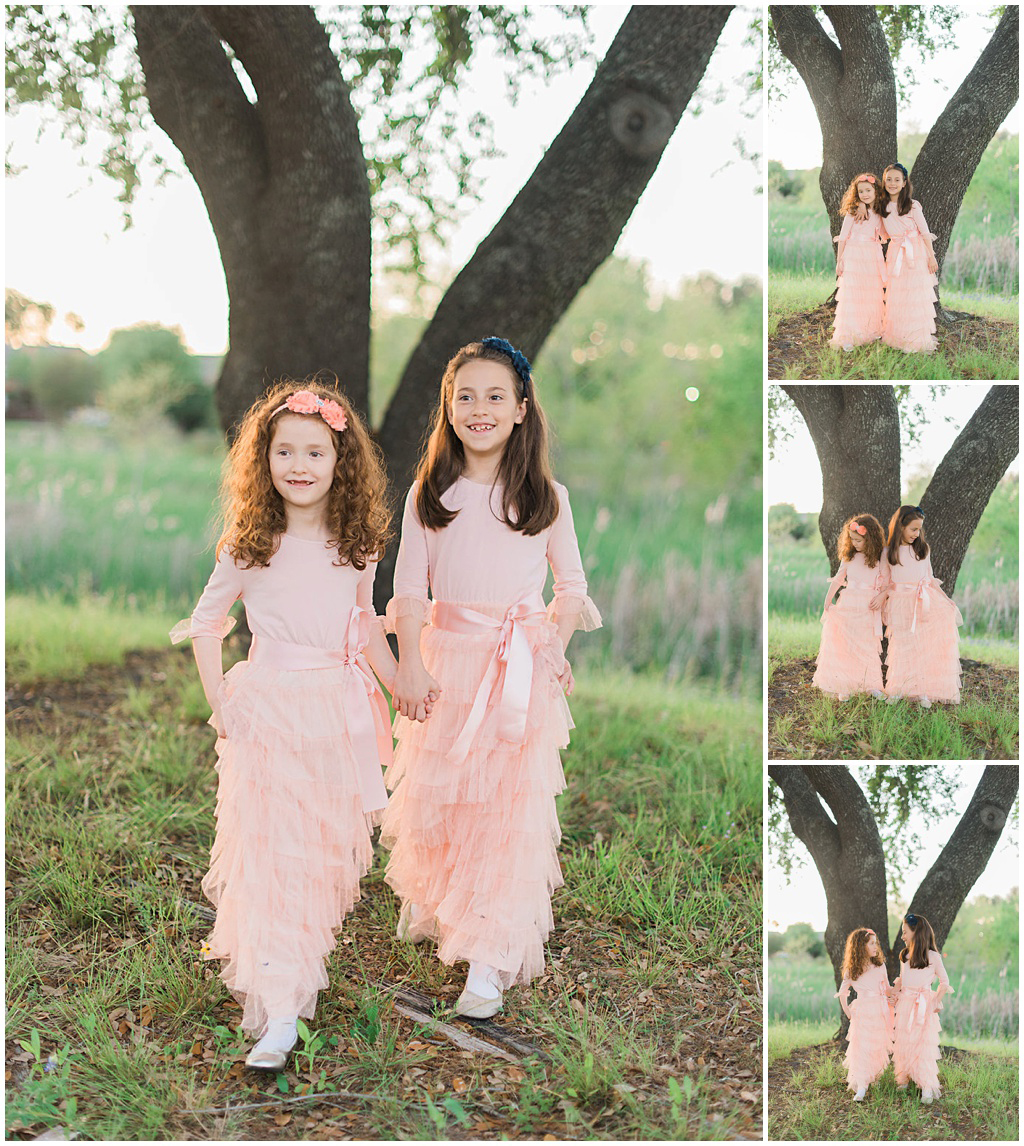 Girls' Modest Dress by Dainty Jewells