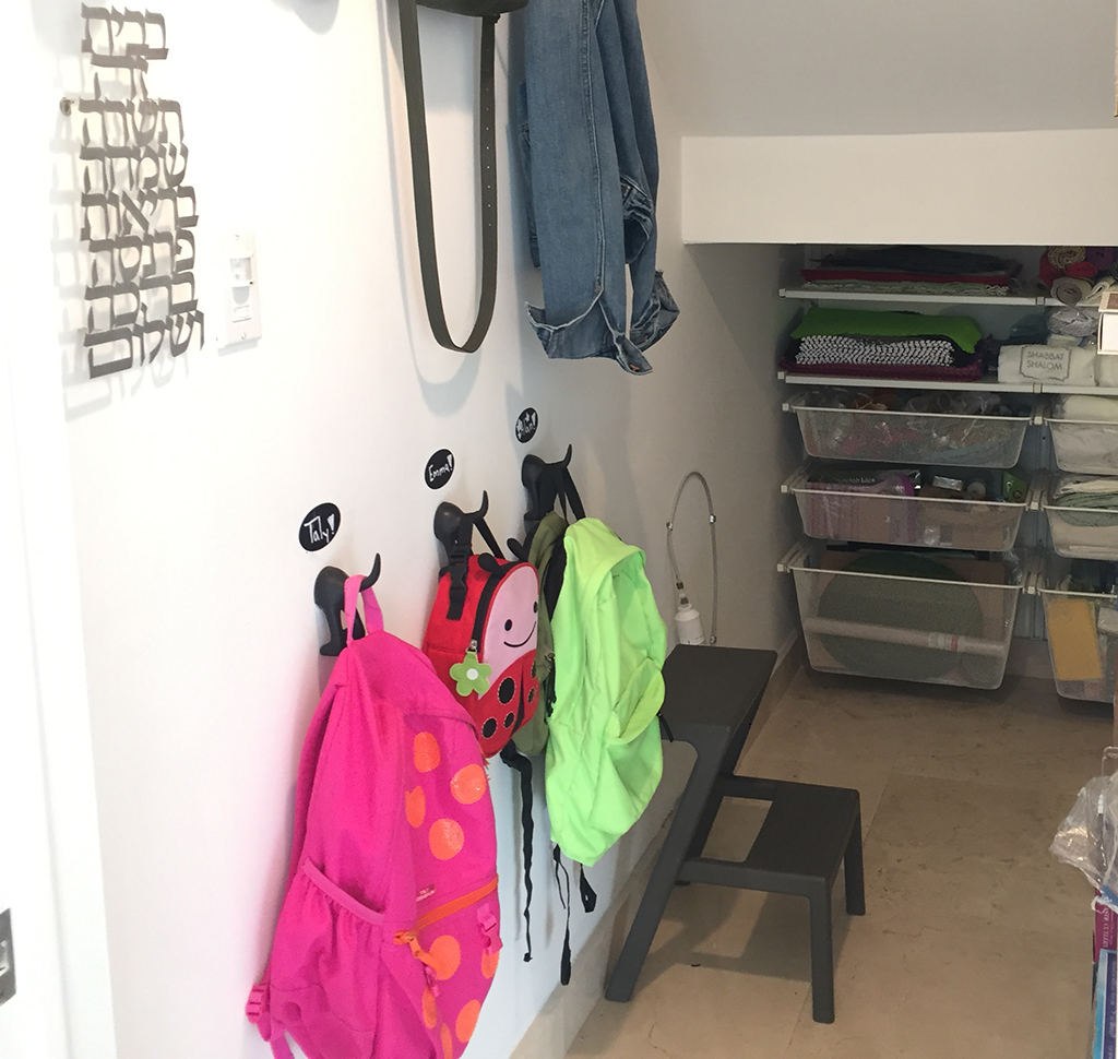 Jewish-Latin-Princess-Gaby-Apeloig-Storage-Closet
