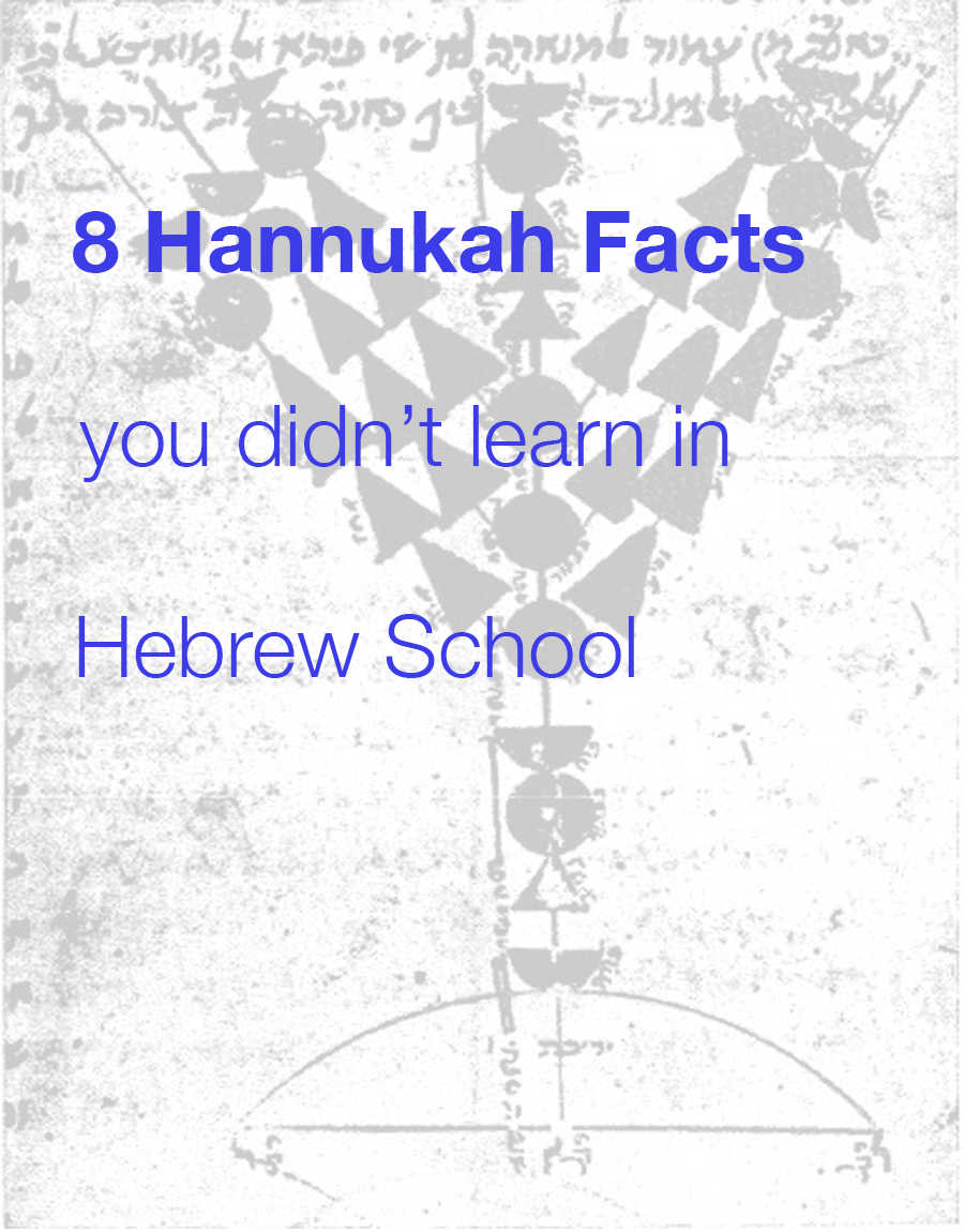 Hannukah Facts