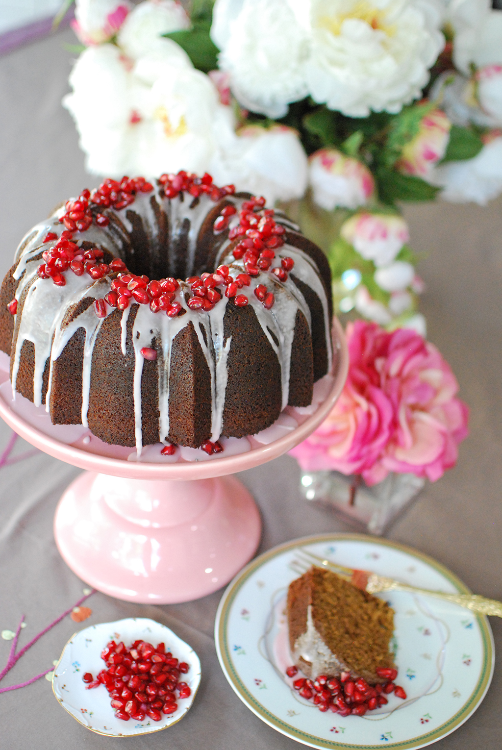 Best Rosh Hashanah Honey Cake