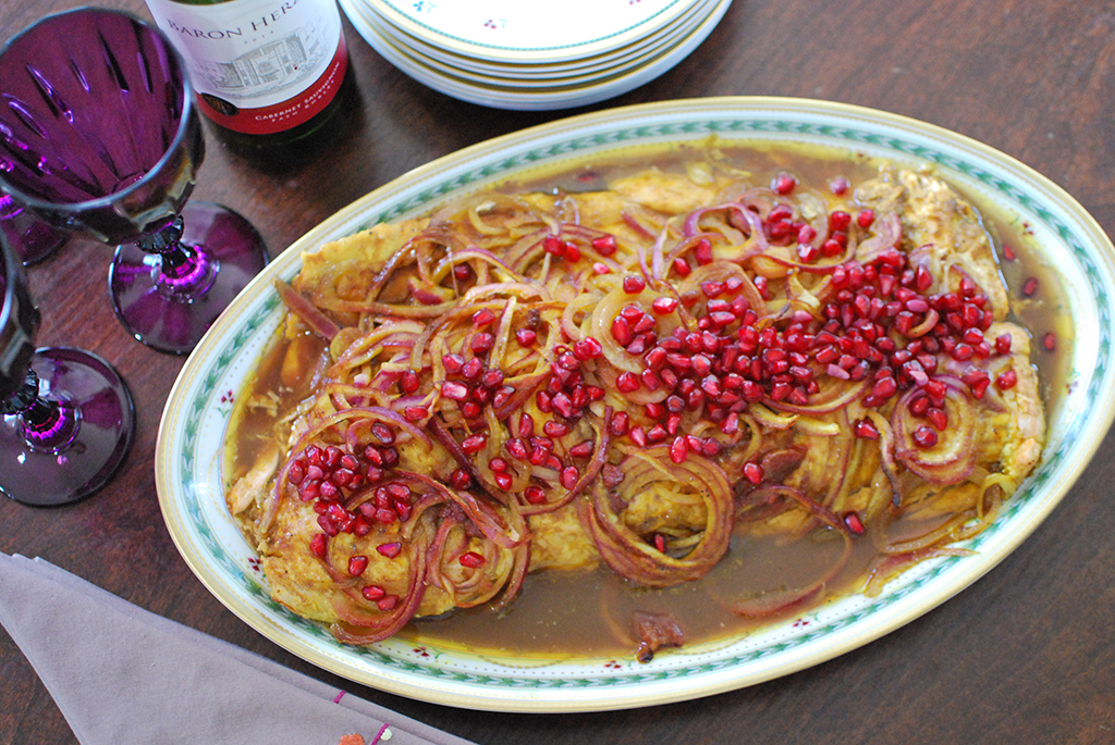 pomegranate-salmon-recipe