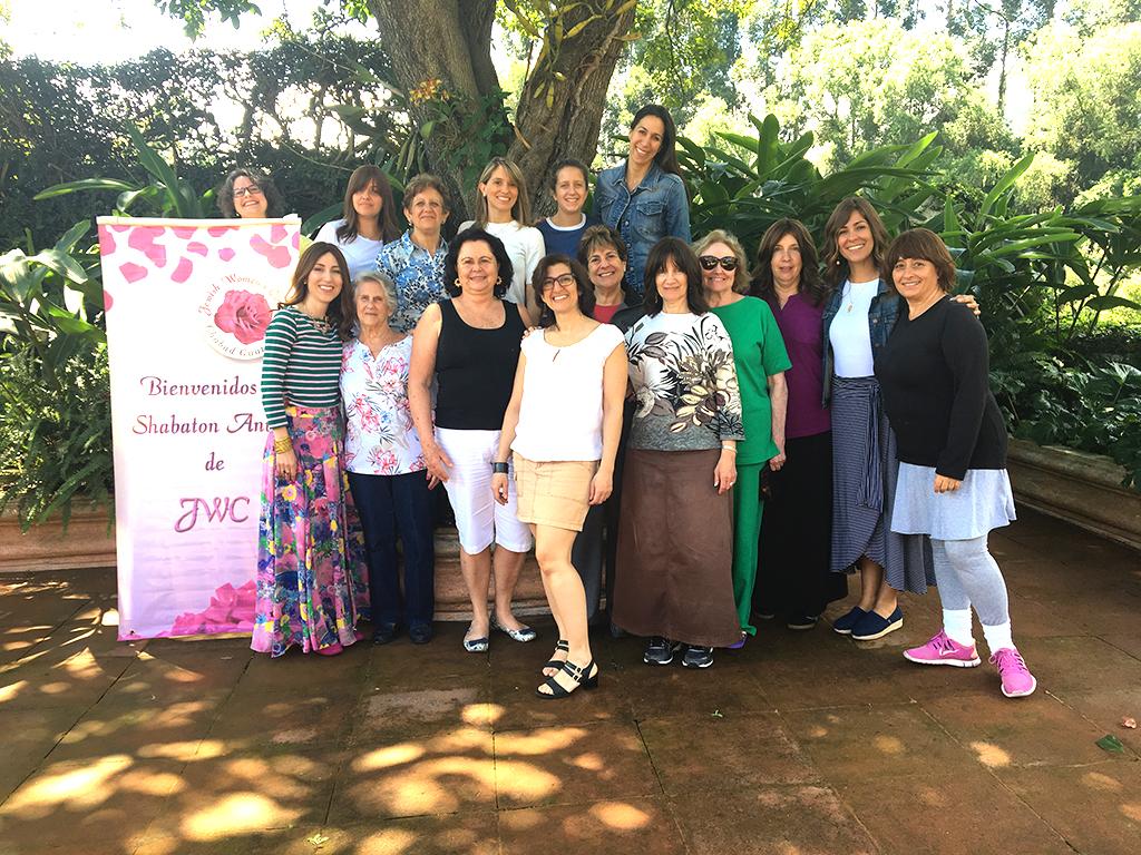 Jewish Women Circle Chabad Guatemala