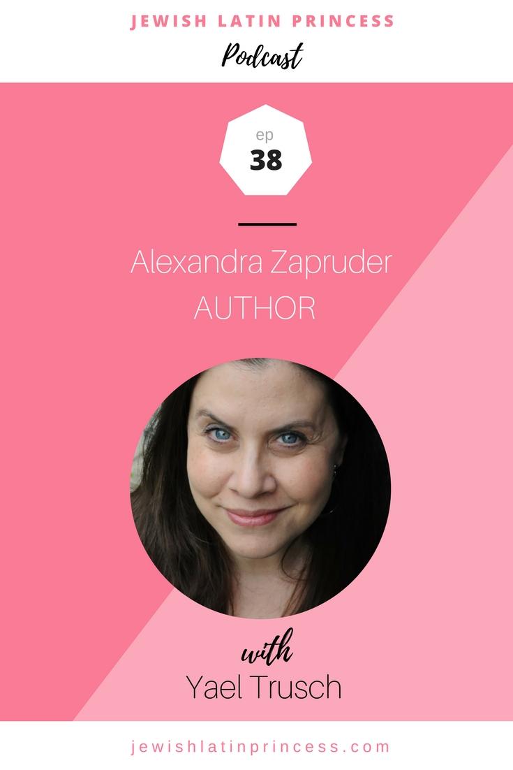 Alexandra Zapruder