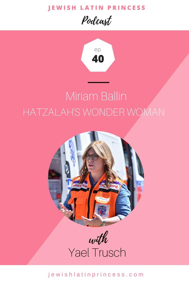 Miriam Ballin
