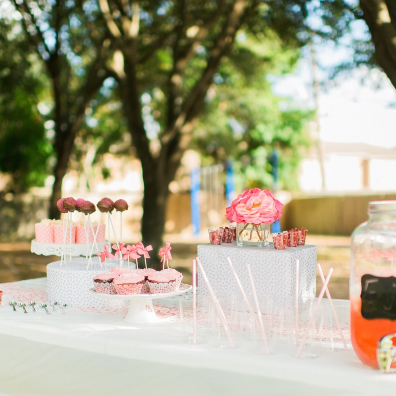 7 Year Old Girl's Birthday Party