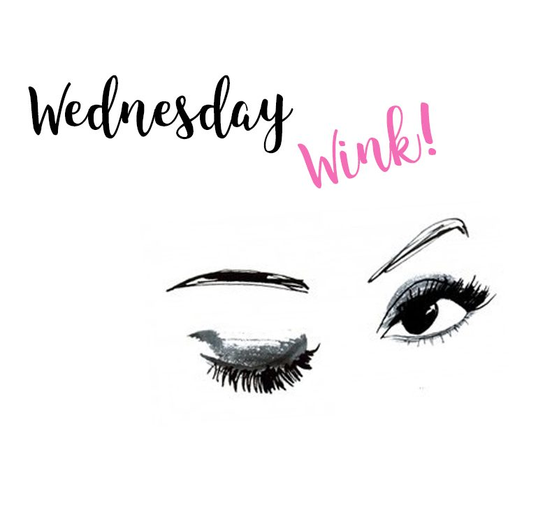 Wednesday Wink