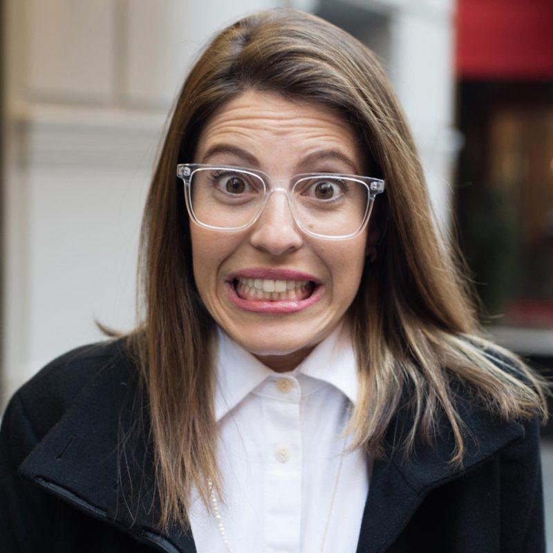 Michelle Poler of Hello Fears in Jewish Latin Princess Podcast