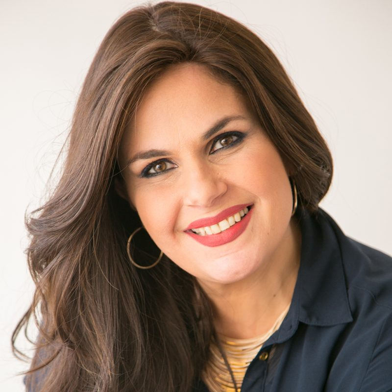 Nathalie Levy in Jewish Latin Princess Podcast