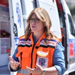 Episode 40: Miriam Ballin, United Hatzalah's Wonder Woman