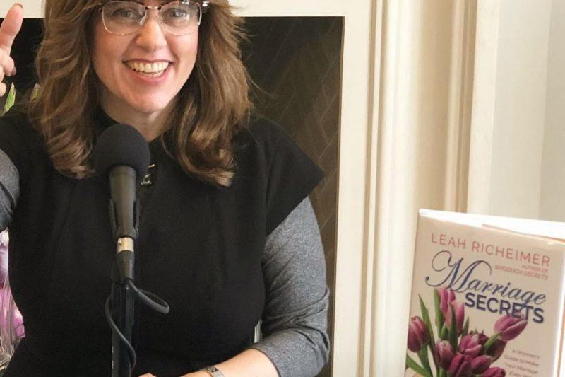 Episode 79: Leah Richeimer, Host of The Ladies Talkshow & Author