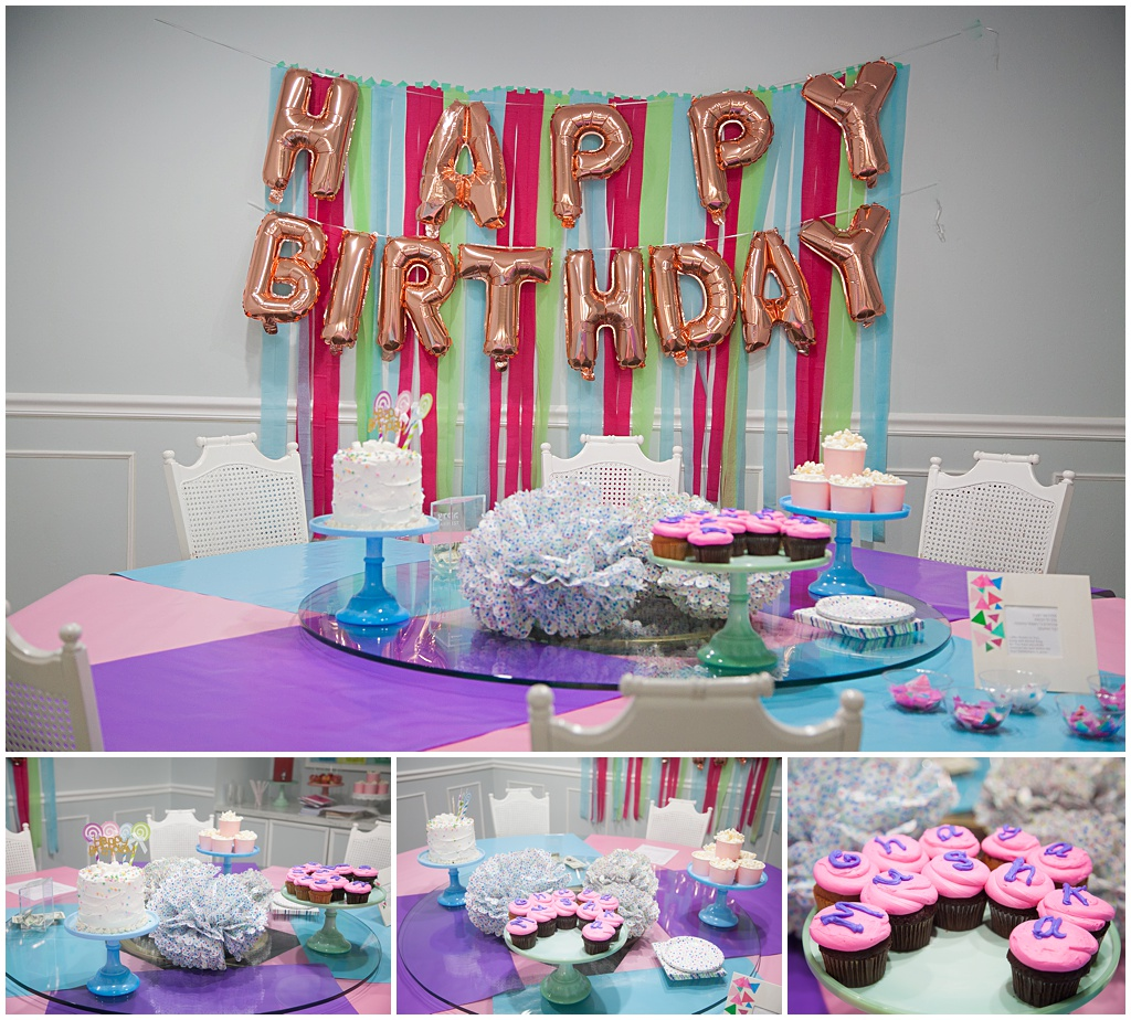 Jewish Girl Birthday Party
