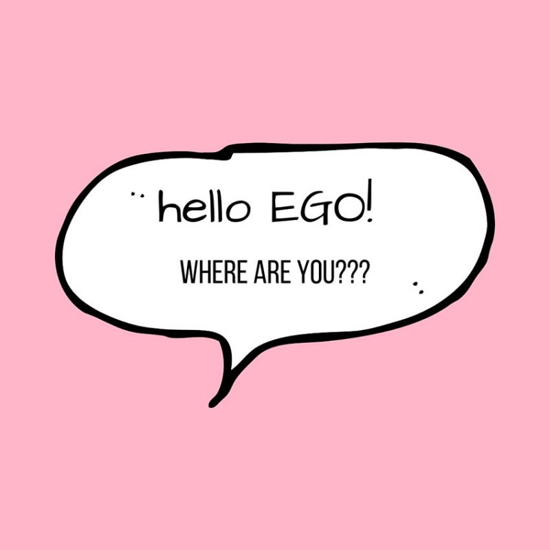Where's My Ego?