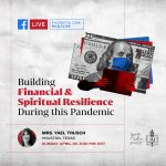 Episode 123: Yael Trusch, Building Financial & Spiritual Resilience During this Pandemic