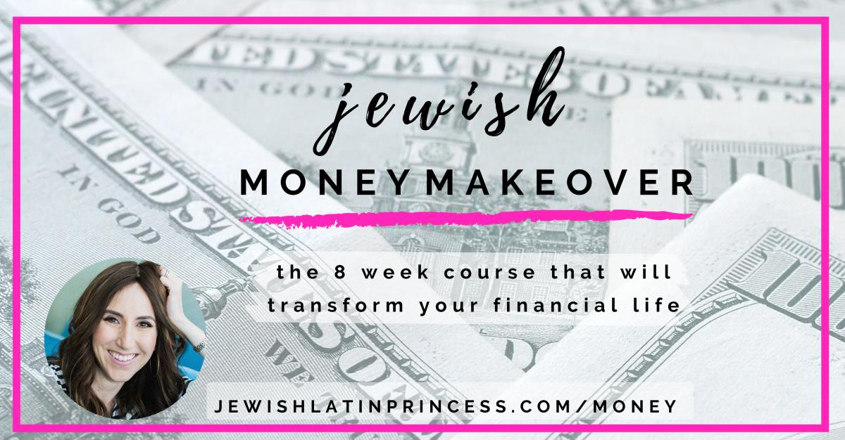 Jewish Money Makeover