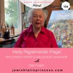 Episode 134: Hedy Pagremanski, Part 2
