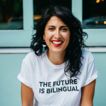 Episode 135: Sarah Farzam, Founder & CEO of Bilingual Birdies